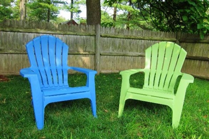 Plastic patio chairs- More durable furniture – CareHomeDecor