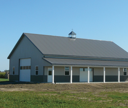 Tips To Build A Pole Barn Of Your Own Carehomedecor