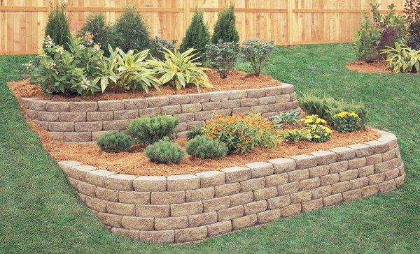 Retaining Wall Ideas Towards Increasing Grandeur