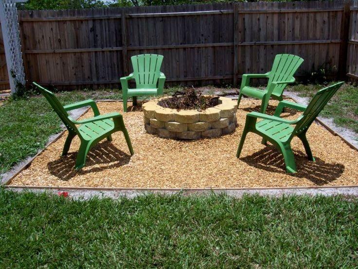 Simple Patio. Simple Backyard Ideas To Make It Beautiful Patio F