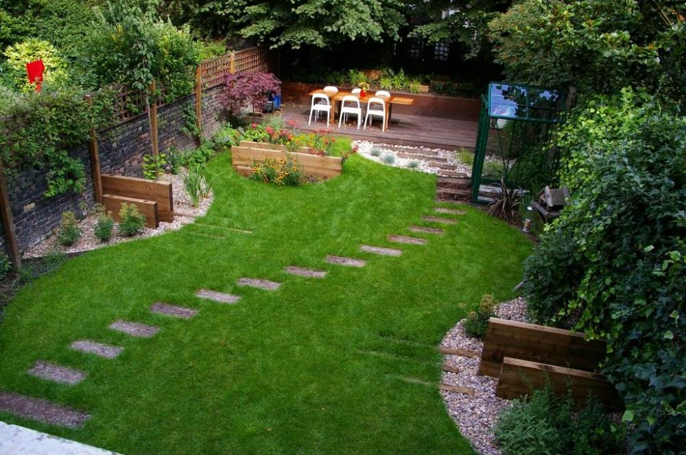 Simple Backyard Design simple backyard landscape design with worthy simple backyard ideas on pinterest diy picture Simple Backyard Ideas To Make It Beautiful Carehomedecor