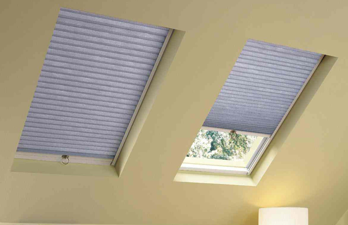 Have massive appealing with the skylight shades CareHomeDecor