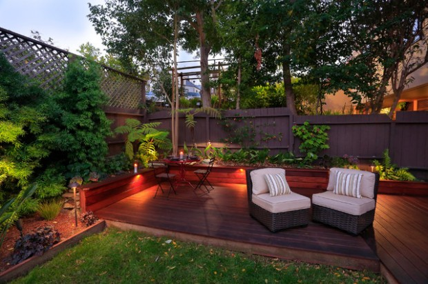 Small Backyard Landscaping Ideas small backyard landscaping ideas to create a special corner at