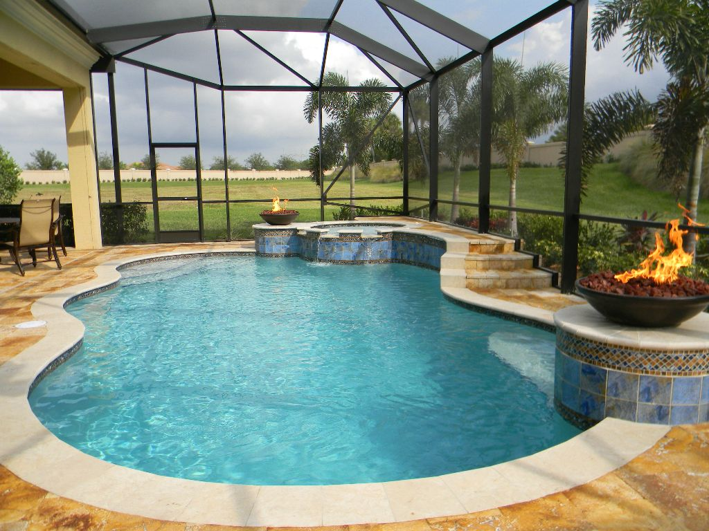 Swimming Pool Ideas How To Choose Between Swimming Pool Ideas  Carehomedecor