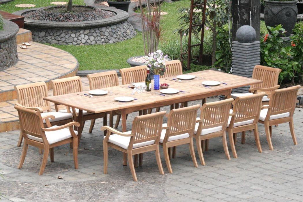 Benefits Of Teak Outdoor Furniture Carehomedecor