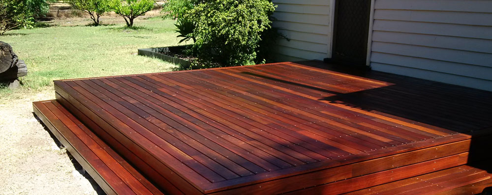How to Get Started With a Timber Decking Package