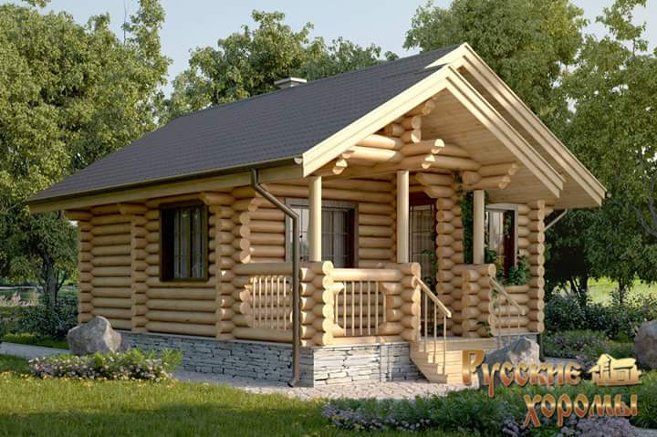 Ideas Of Wood House Designs For Your Next