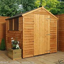 wooden garden sheds – 5