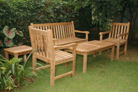 Modren Wood Outdoor Chairs More Durable And Stronger Called The Part Of  Tree Used To Make