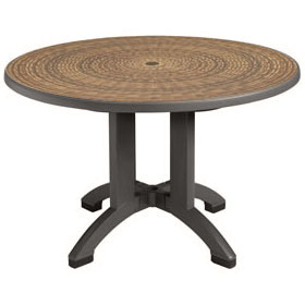 In Case If You Want More People To Accommodate Then Should Prefer Oval Shaped Round Patio Table Which Is Highly Preferred Than The Regular Rectangular