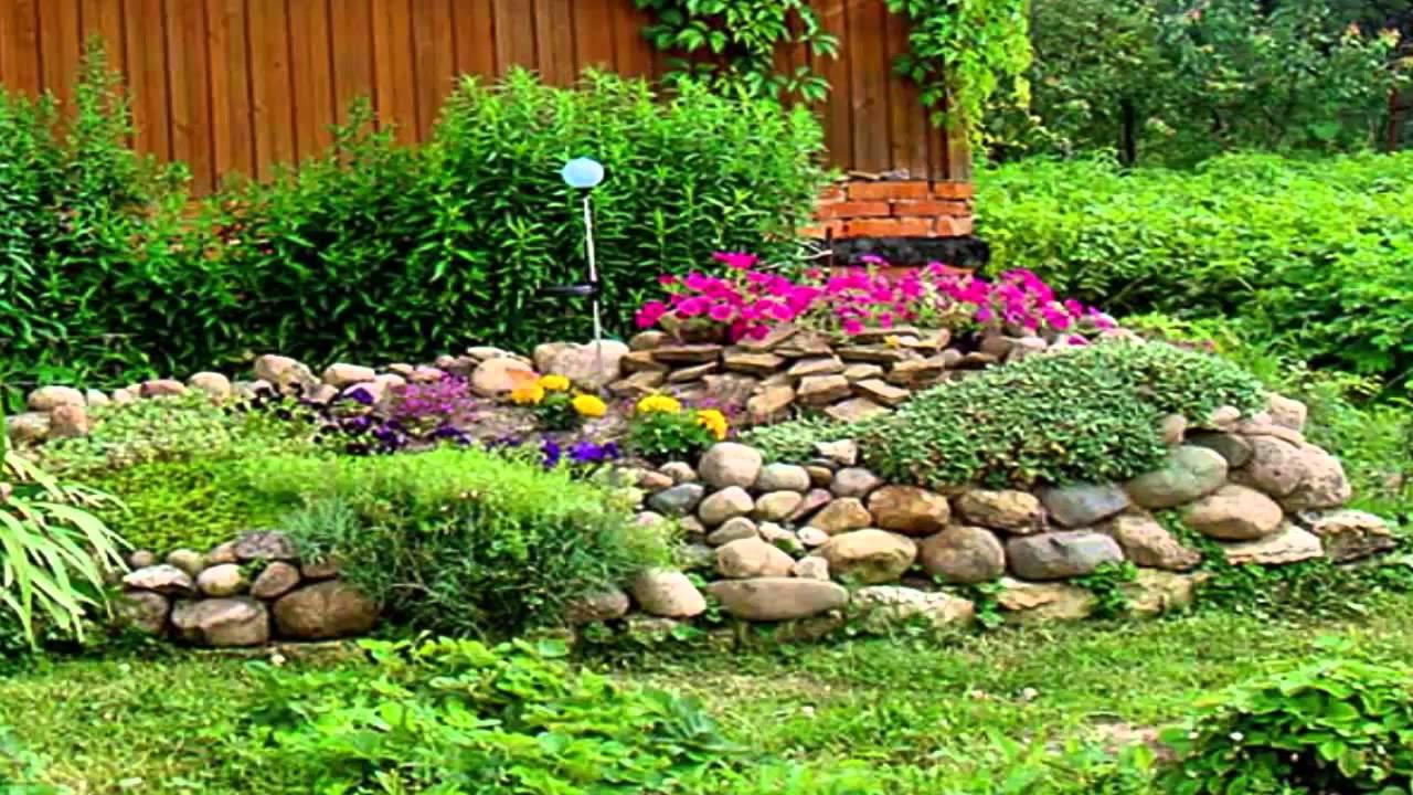 garden landscaping [landscaping ideas] *flowers landscape gardening ideas* - youtube YXMGHXQ