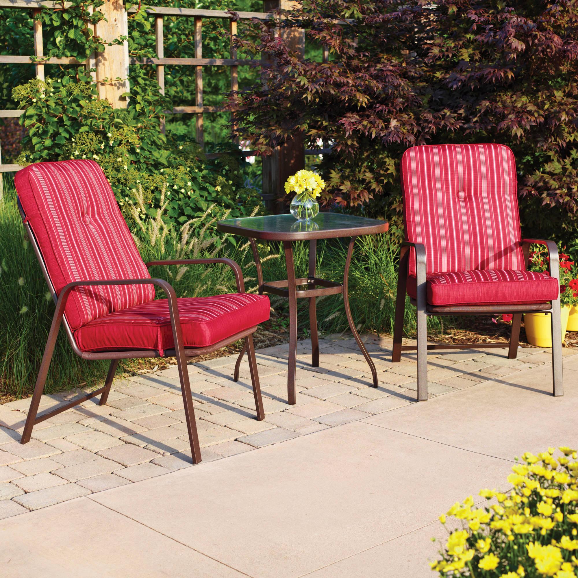 3 pieces patio bistro set  06
