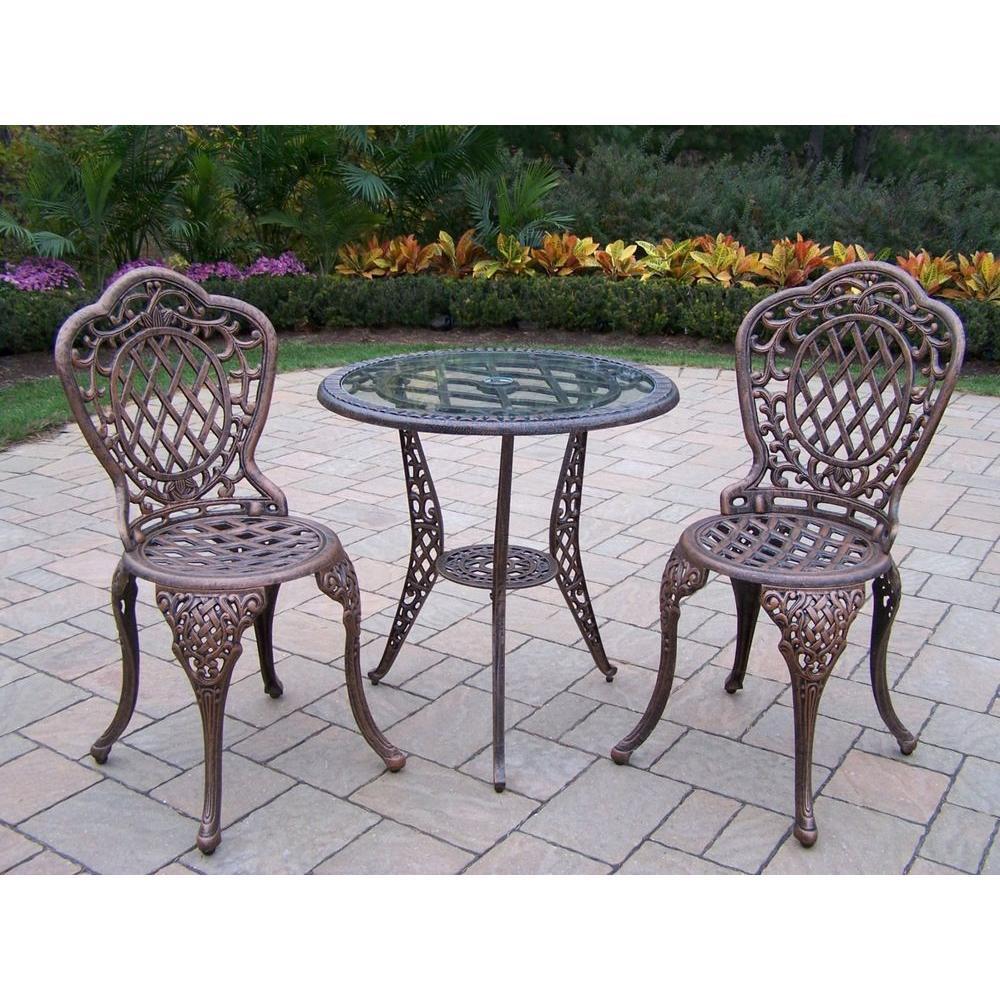 3 pieces patio bistro set  31