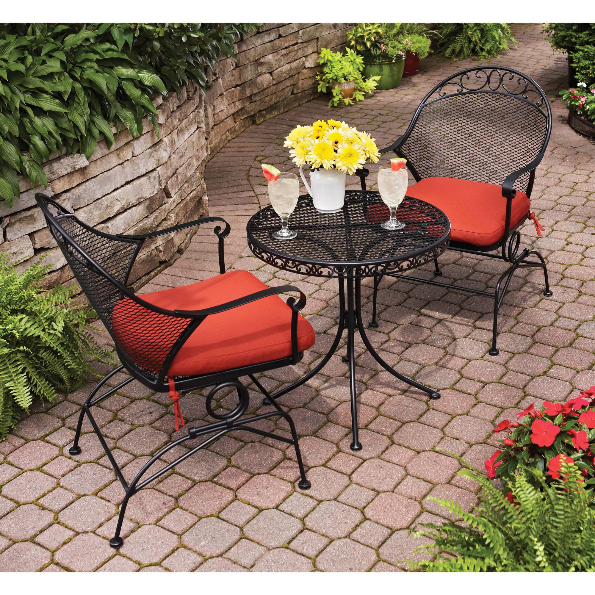 3 pieces patio bistro set  41