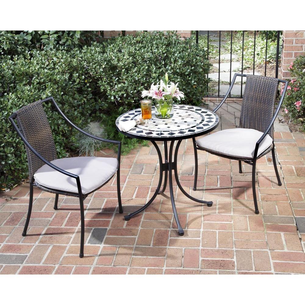3 pieces patio bistro set  47