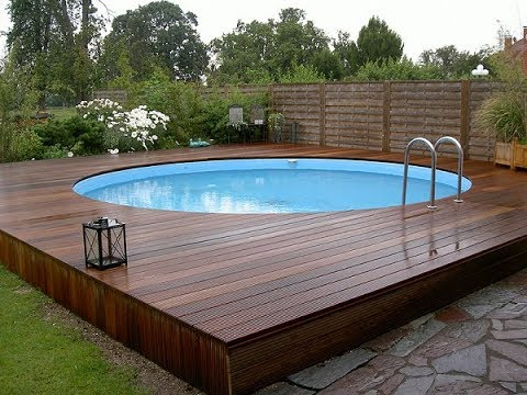 Above Ground Pool Deck  13