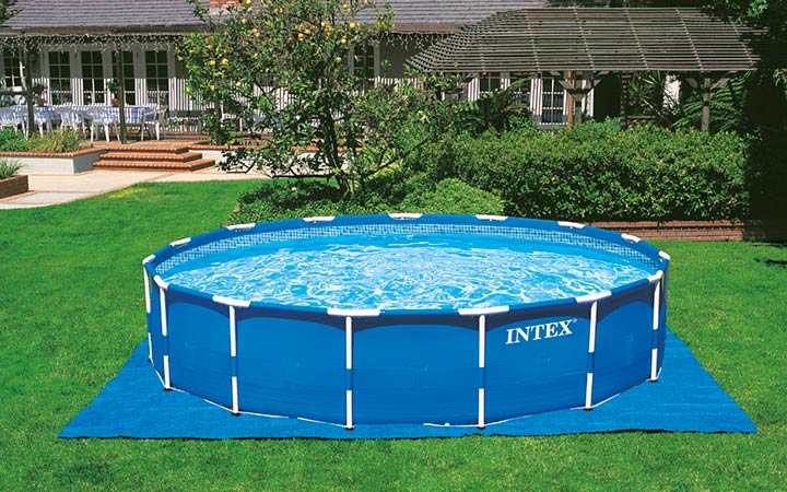 above ground pools  20