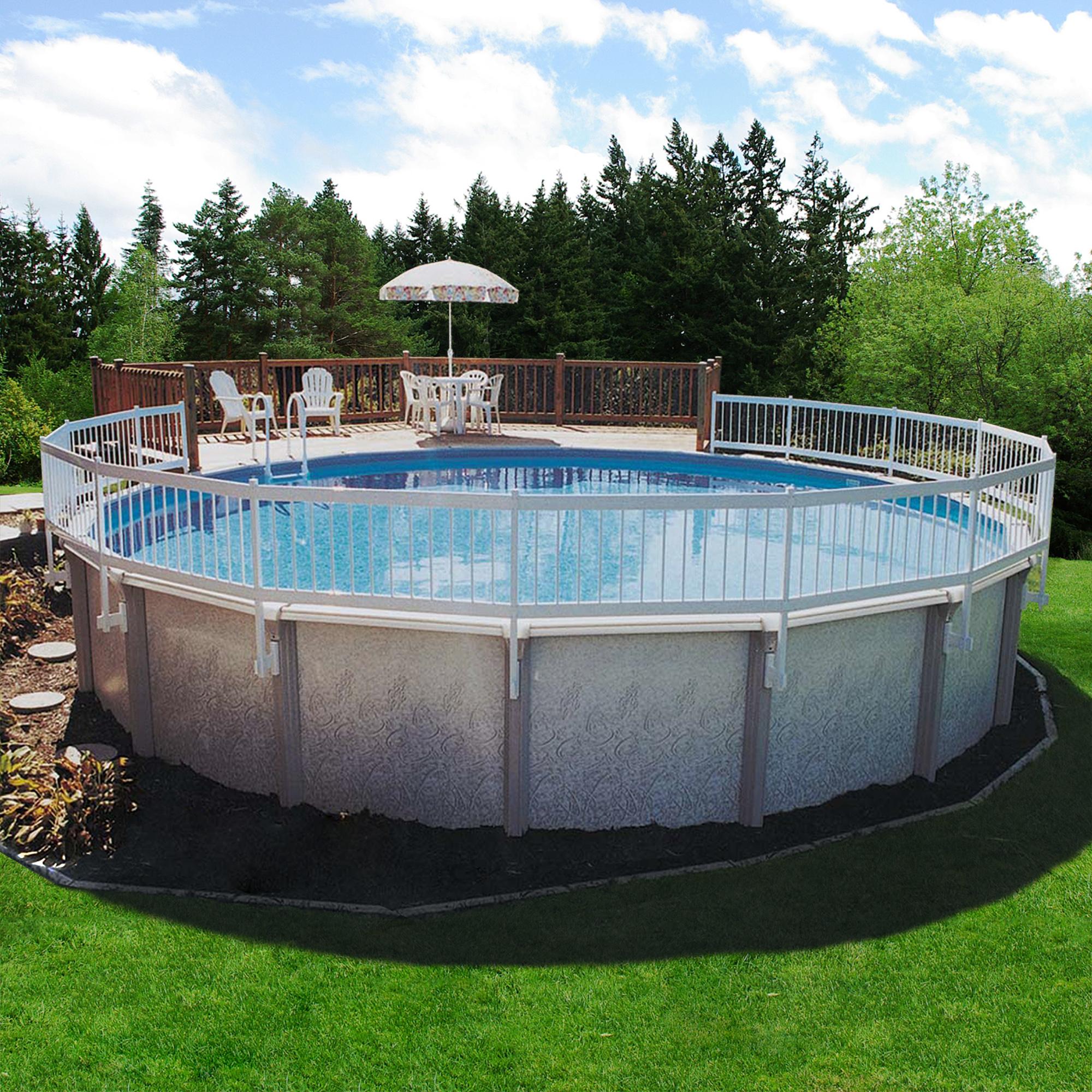 above ground pools  32
