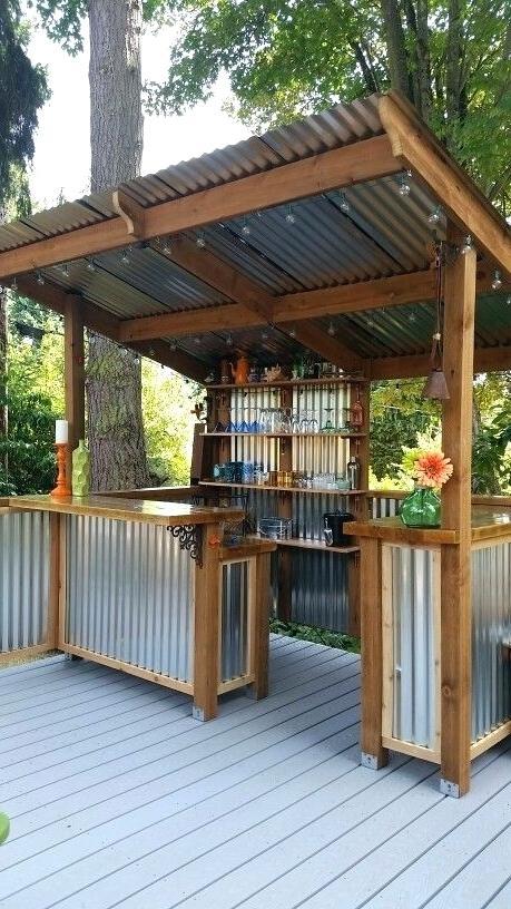 Backyard Bar  14