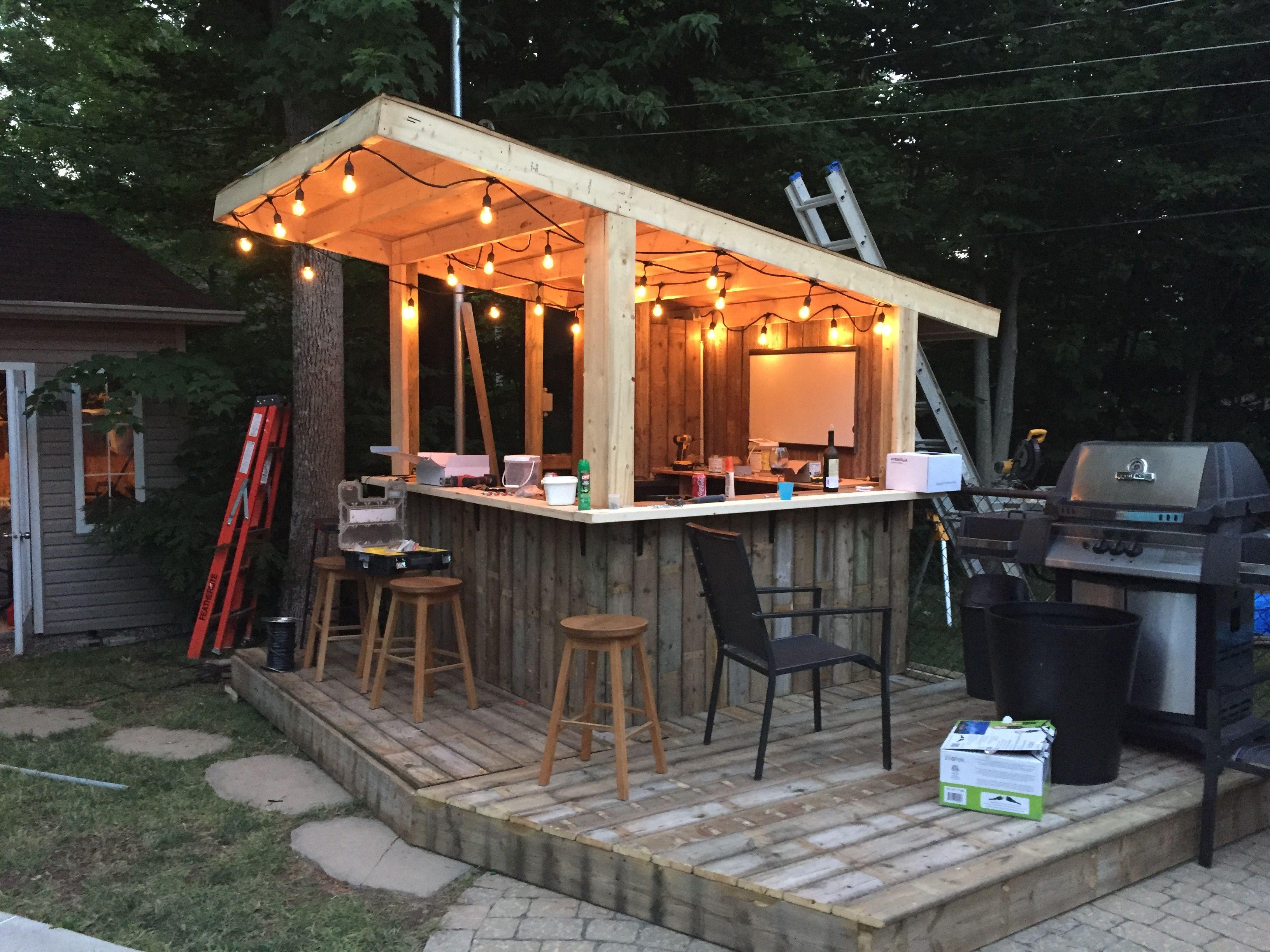 Backyard Bar  41
