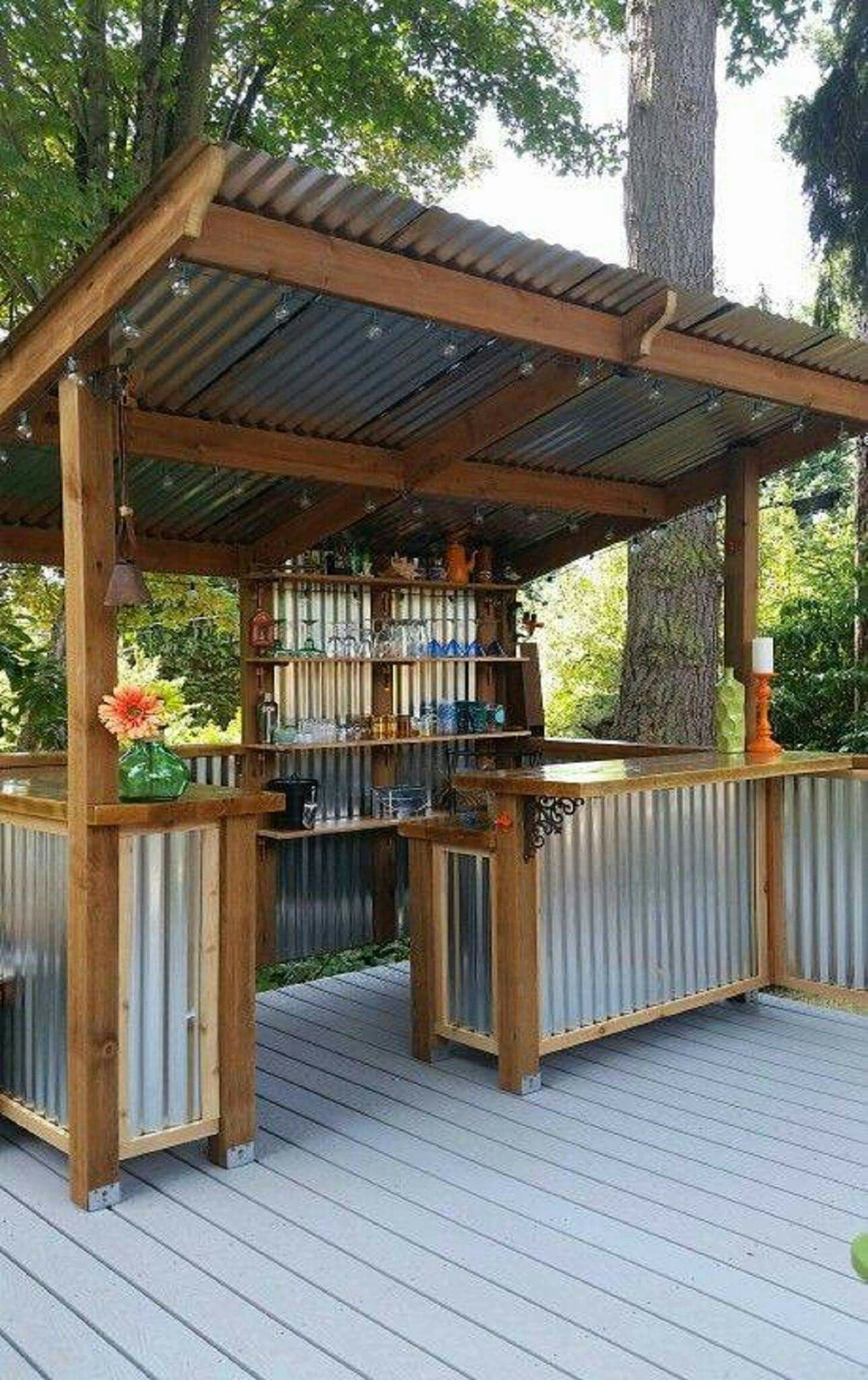 Backyard Bar is the New BIG Thing in the Market