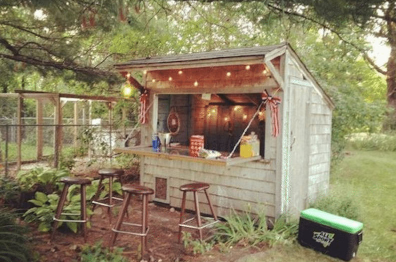 Backyard Bar 75