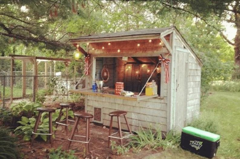 Backyard Bar  75