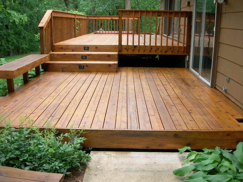 Backyard Deck  26