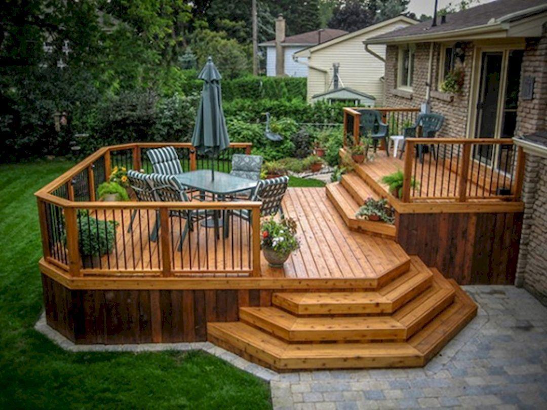 Backyard Deck  50