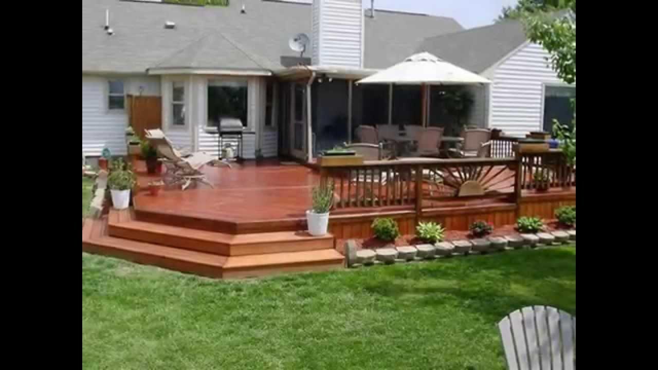 Backyard Deck  78