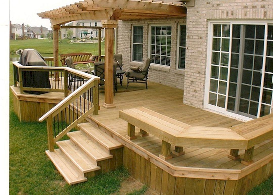 Backyard Deck  93