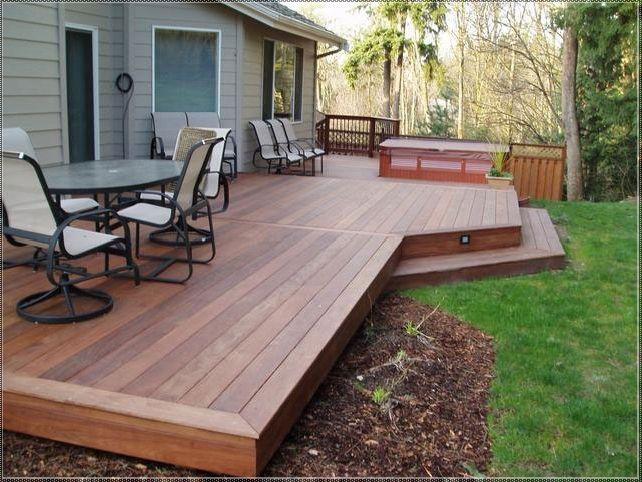backyard deck ideas  83