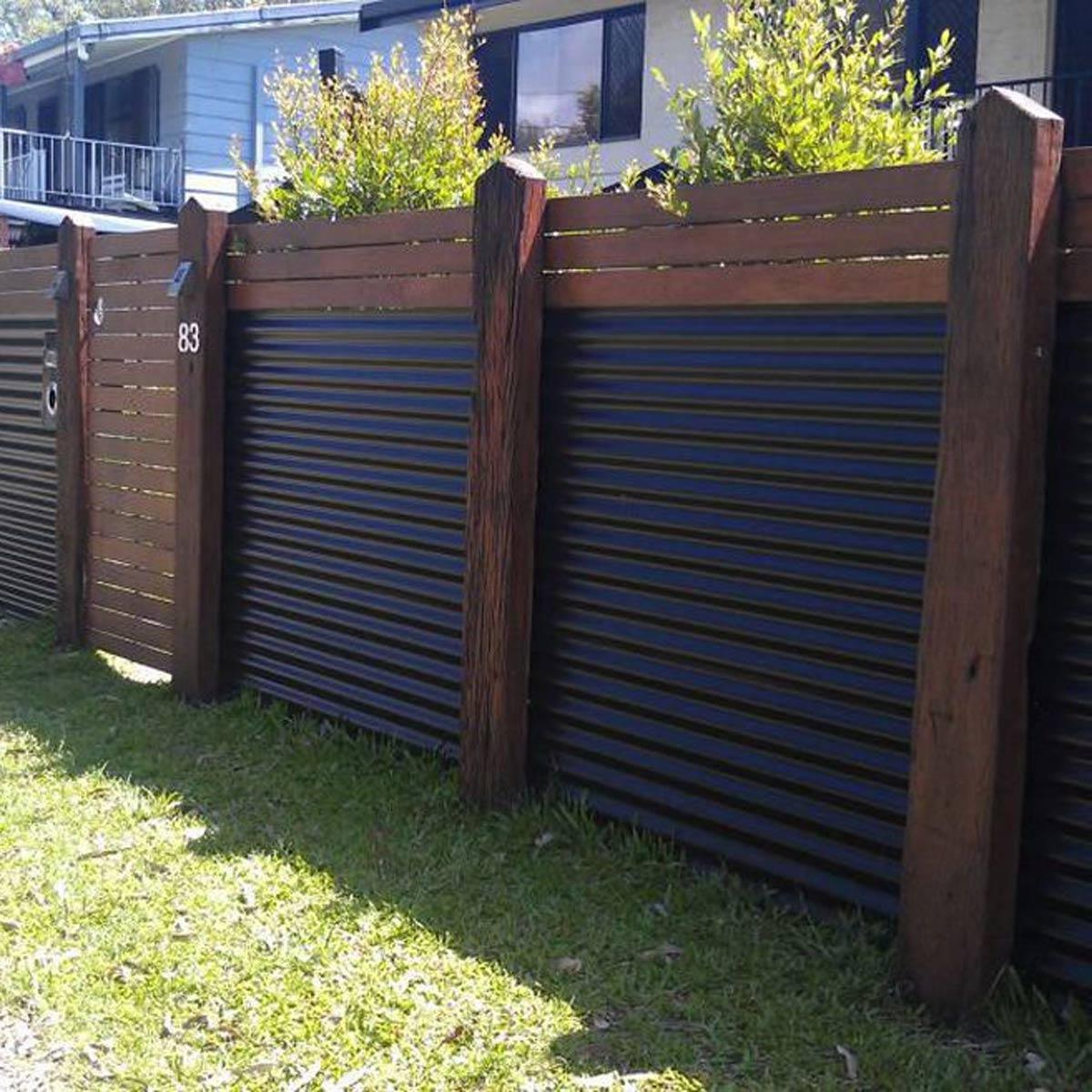 backyard fence 23
