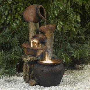 Backyard Fountains  07