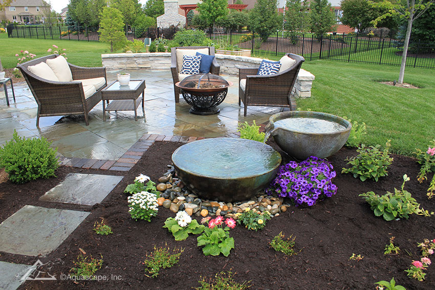 Backyard Fountains  43