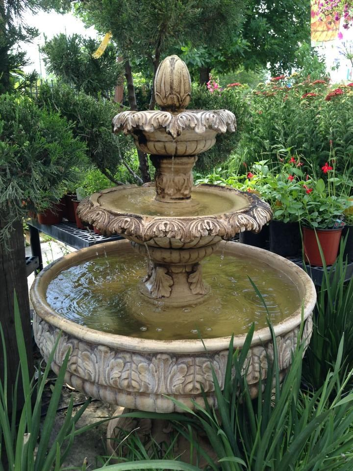 Backyard Fountains  50