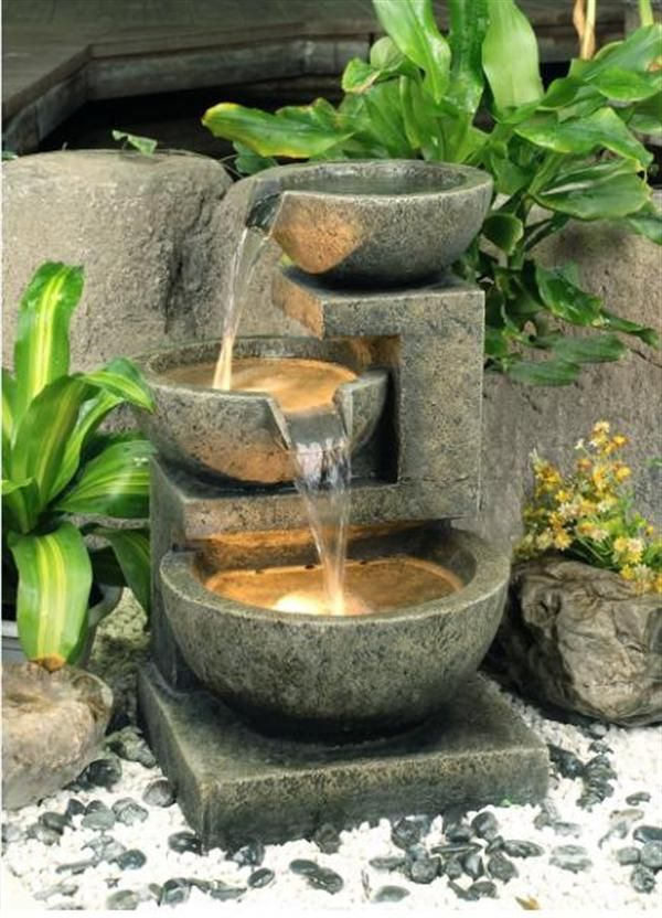 Backyard Fountains  75
