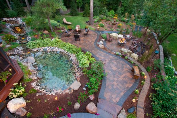 Backyard Garden 26