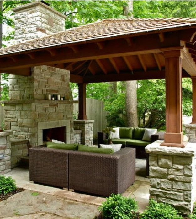 Backyard Gazebos  62