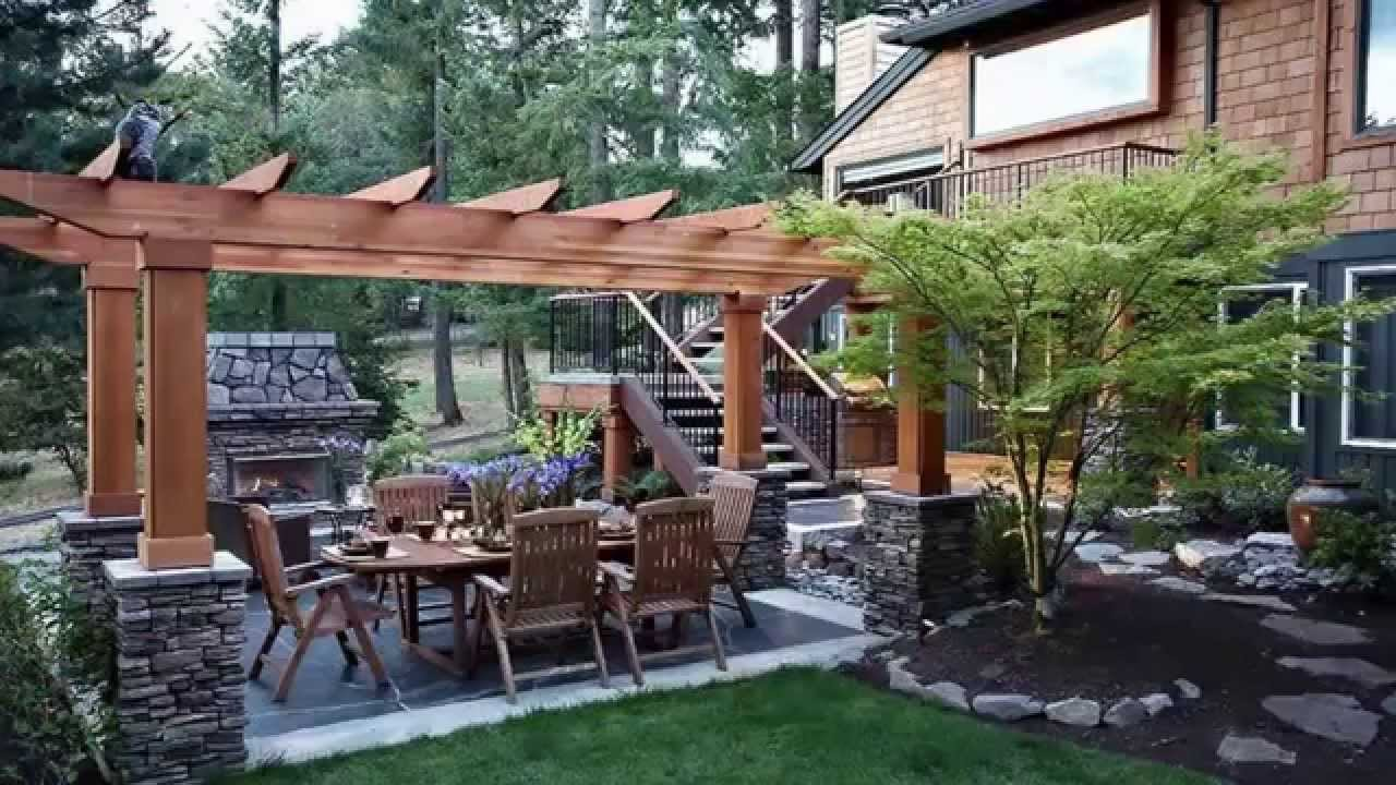 backyard landscape designs  34