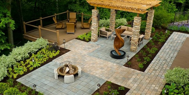 backyard landscape designs  95
