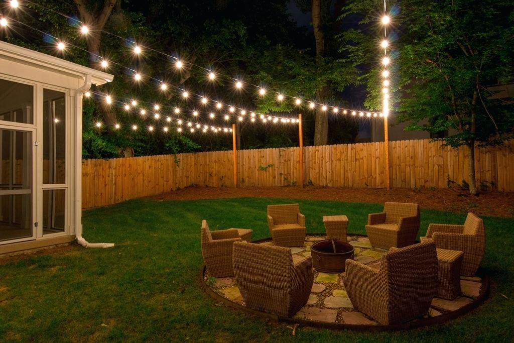 backyard lighting  82