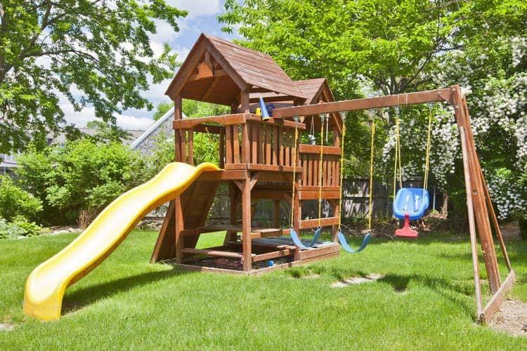 Backyard Playground 95