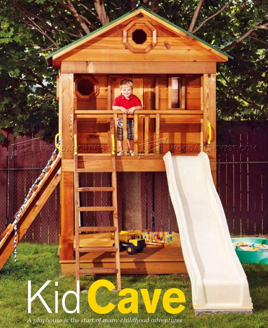 backyard playhouse  93