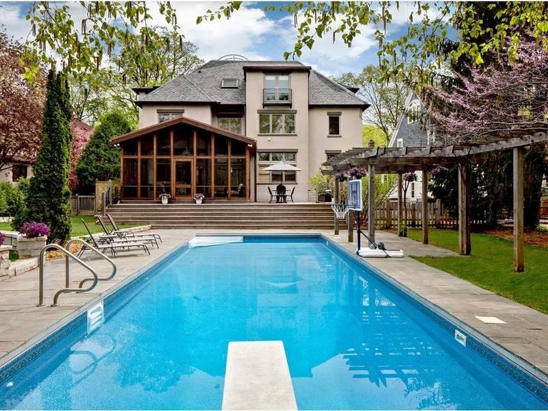 Build a spectacular Backyard Pool
