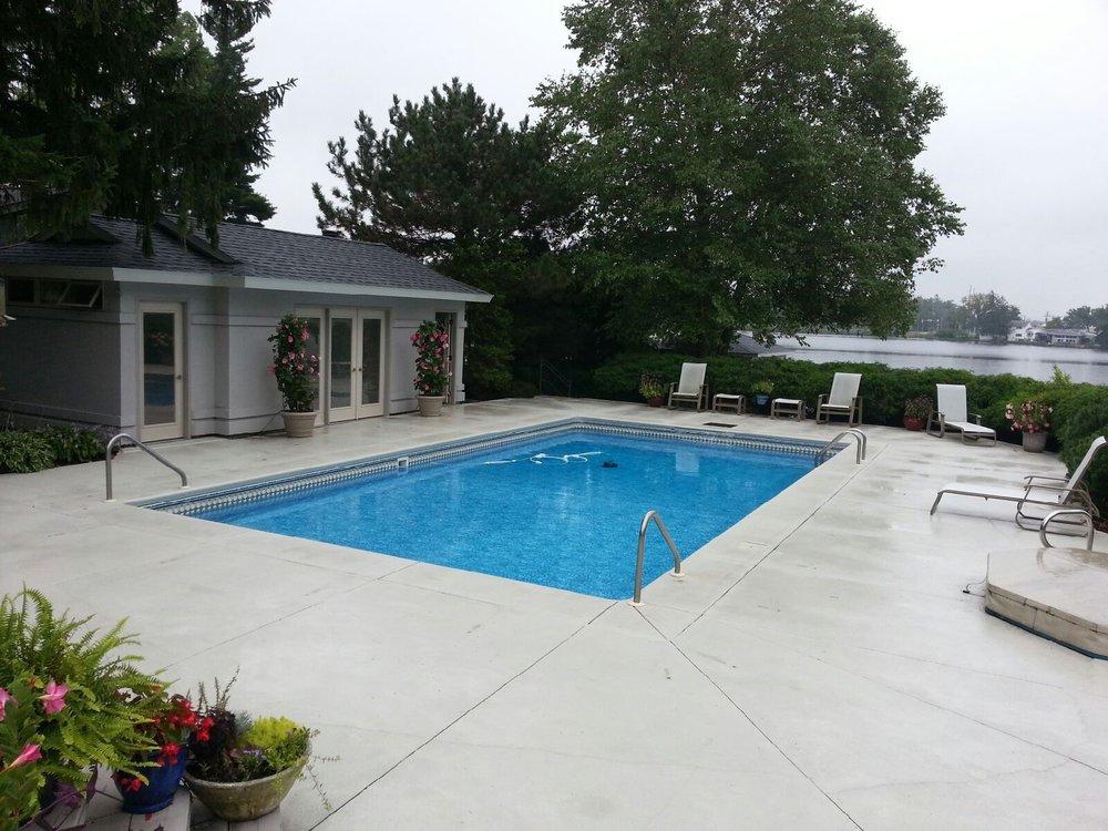 Backyard Pool  01