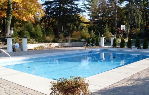 Backyard Pool  20
