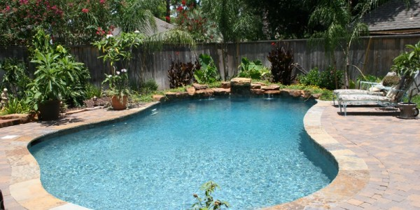 Backyard Pool  91