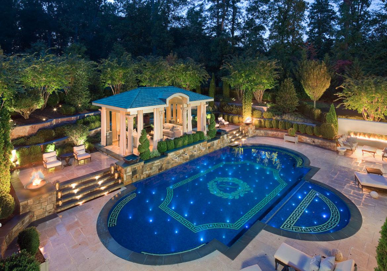 Backyard Pool Ideas To Make Your Family Time Enjoyable Topsdecor Com