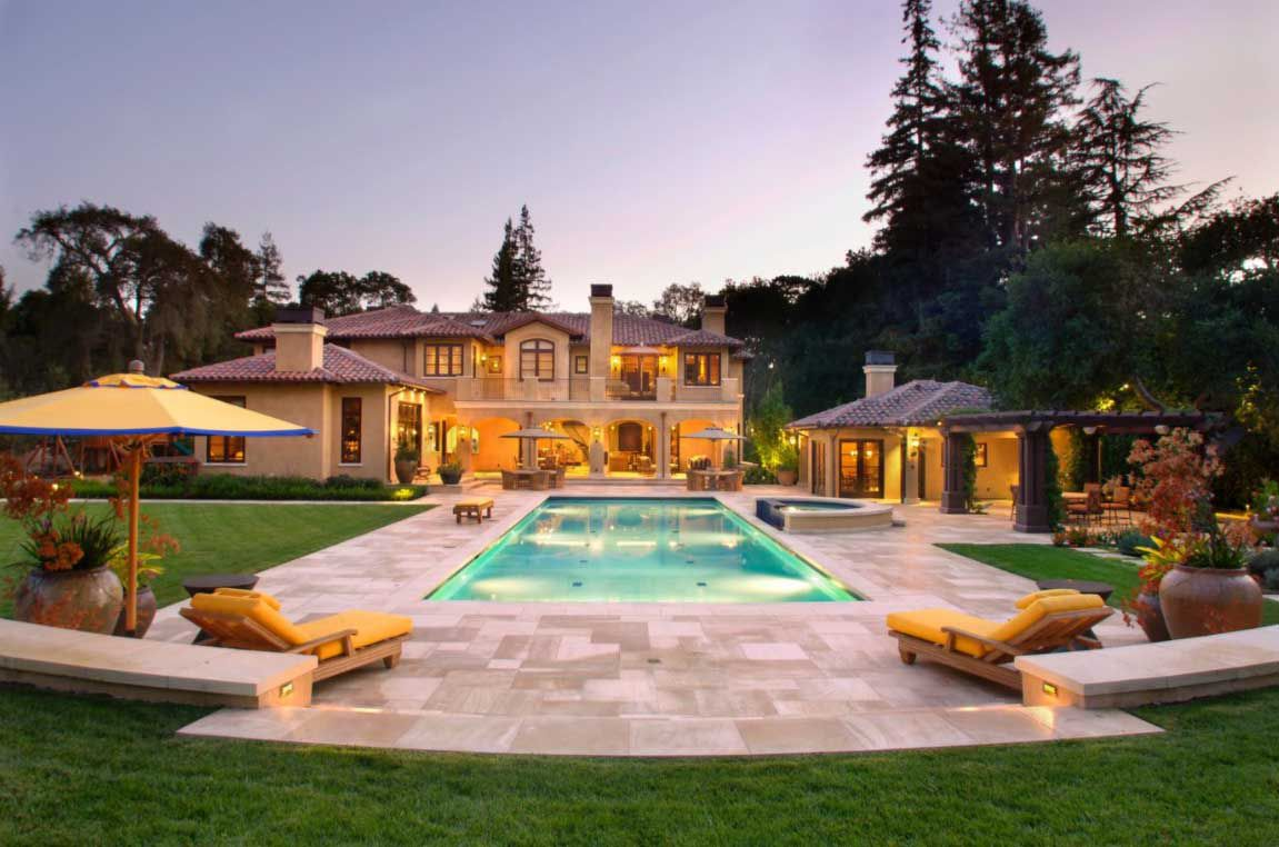Backyard pool ideas  35